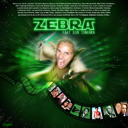 DJ Zebra fait son cinéma