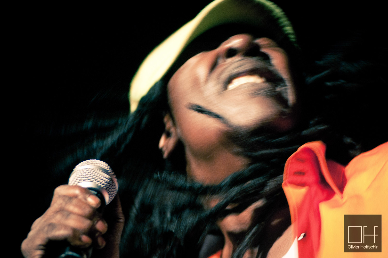 Alpha Blondy @ Le Zenith