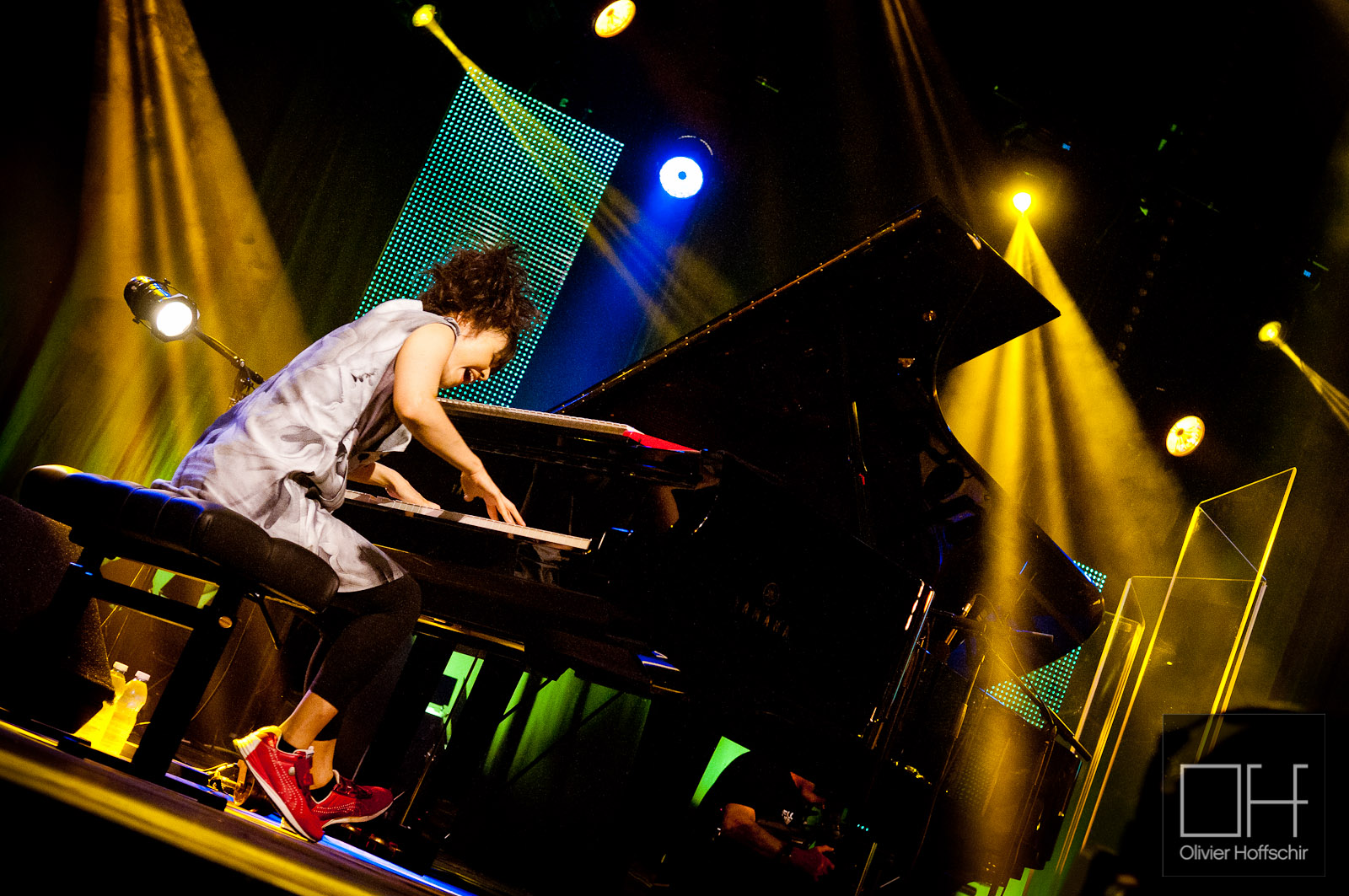 Jazz in Marciac – Elle jouait du Piano debout