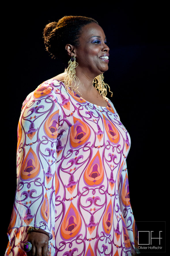 Jazz in Marciac - Dianne Reeves