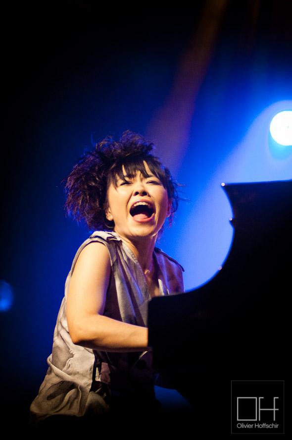 Jazz in Marciac - Hiromi