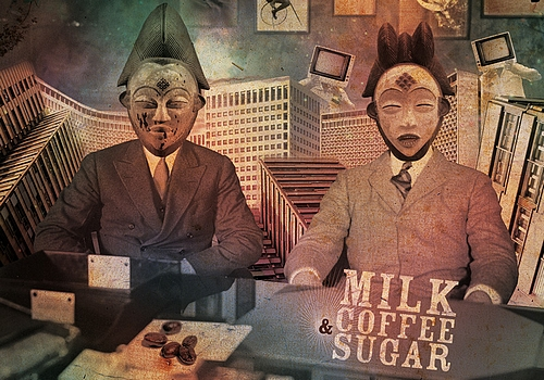Milk Coffee & Sugar