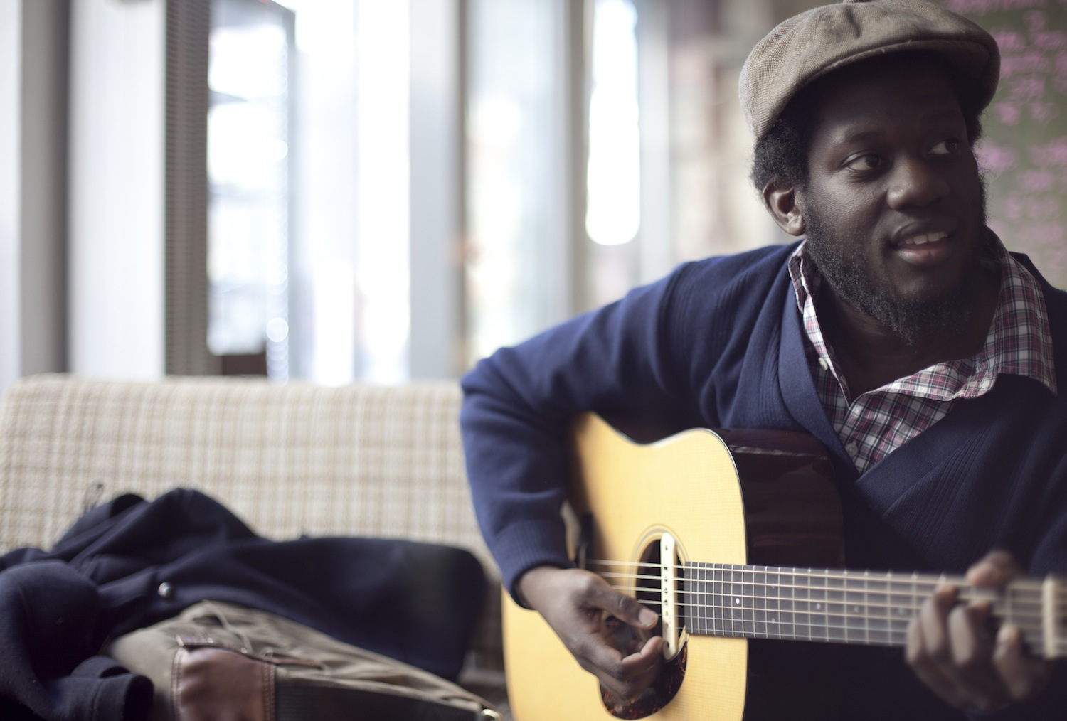 Live Session // Michael Kiwanuka – Home Again