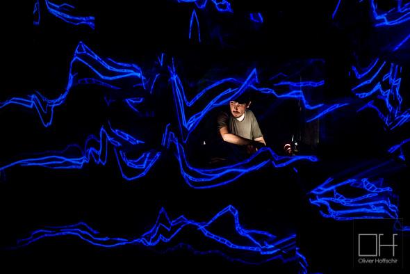 Amon Tobin - ISAM Live - L'Olympia