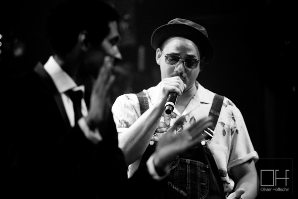 Beat Assaillant + Ben l'Oncle Soul @ La Cigale