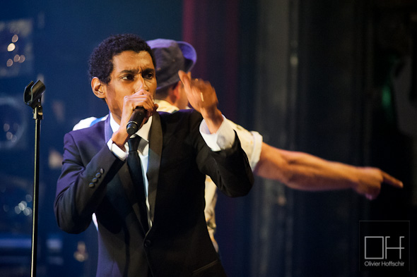 Beat Assailant + Ben l'Oncle Soul @ La Cigale