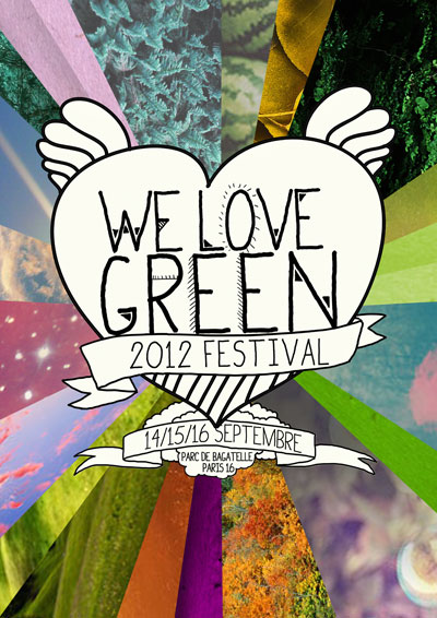 We Love Green 2012