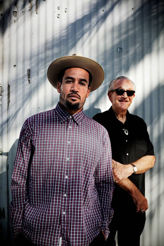 Morceaux Choisis // Ben Harper & Charlie Musselwhite – I Don't Believe a Word You Say