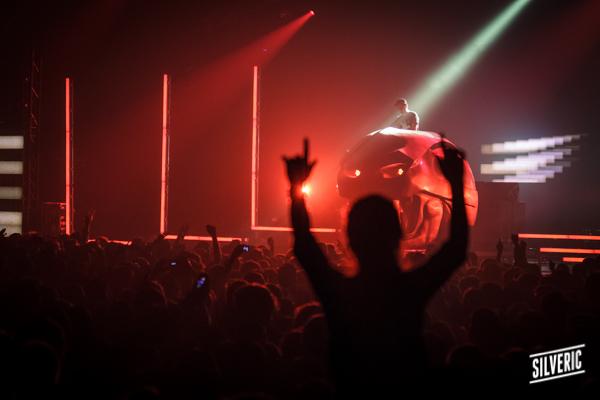 Boys Noize @ Festival les Artefacts 2013-37