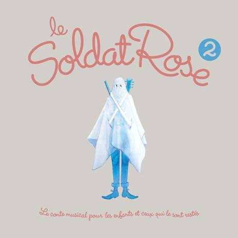 Le Soldat Rose 2 – Retour du conte musical pour enfants