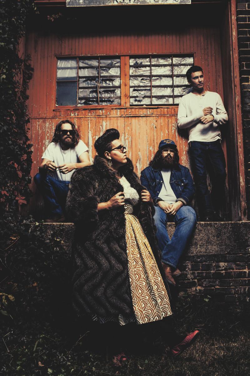 Alabama Shakes, nouvel album en écoute