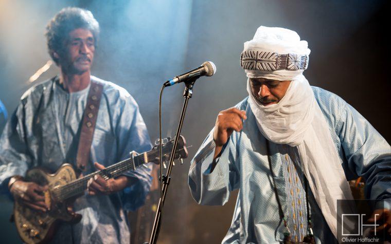 Tinariwen @ La Maroquinerie