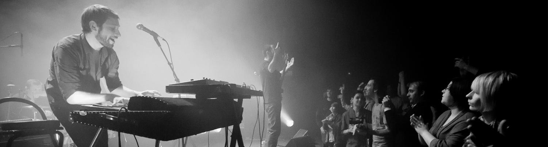 Live Report // Smooth @ Café de la danse
