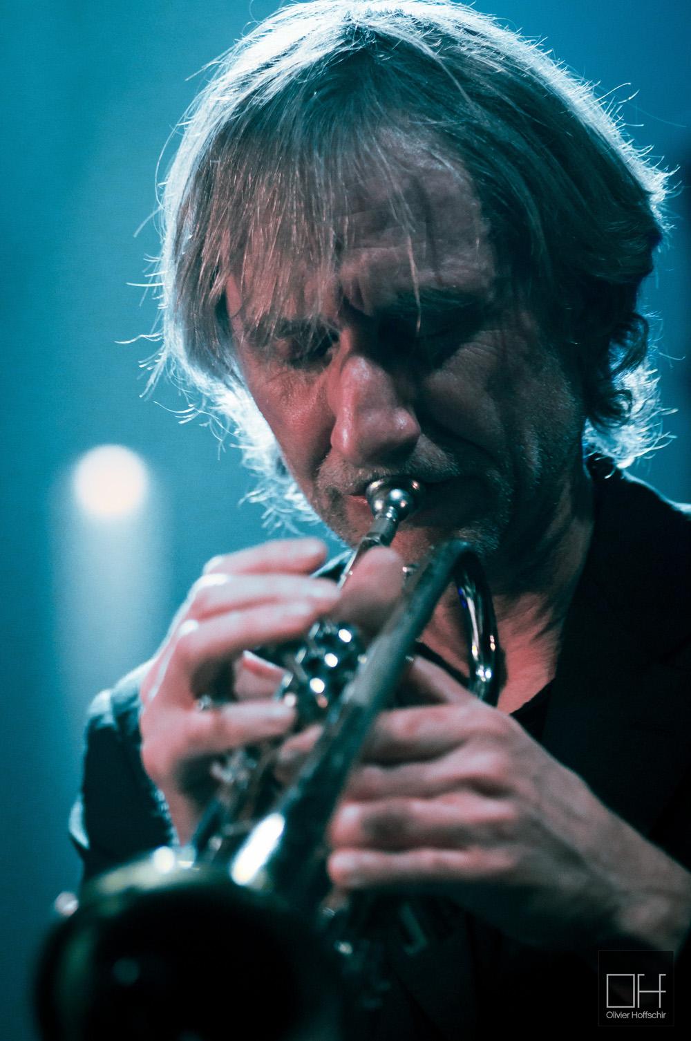 Erik Truffaz Quartet @ La Cigale – En 10 photos