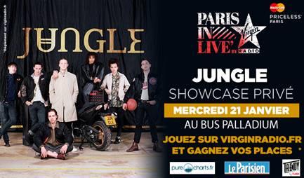 [Concours] – 2×2 invitations pour Jungle au Bus Palladium